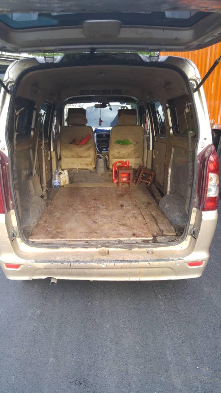 福州搬家货运面包车搬家