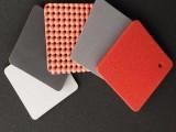 硅胶发泡 耐高温发泡硅胶 阻燃高温发泡型材 耐高温350度