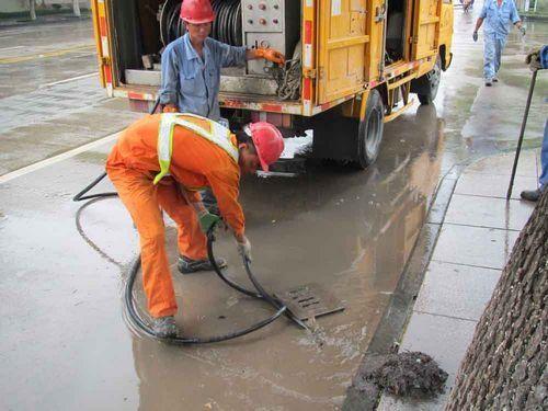 临海为民疏通下水道 化粪池清理 抽粪吸污 市政管道疏通