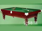 星牌台球桌拆装 星牌台球桌维修 星牌台球桌更换台呢