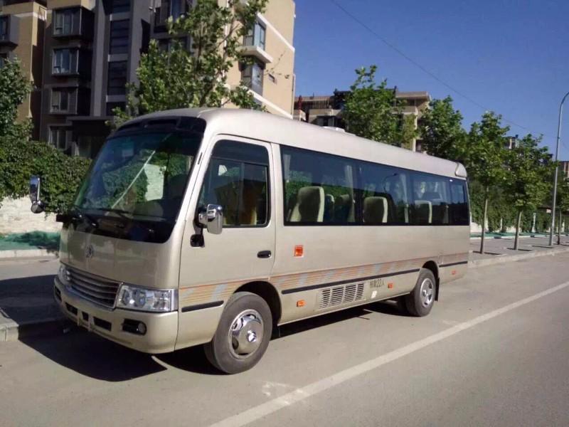 北京中巴车租赁 中巴班车出租公司 中巴车