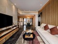 福州中宅设计丨印象外滩简约风格三居室设计