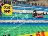 我们有共同的爱好就是玩七色彩虹滑道 旱雪滑道 滑草游乐设备