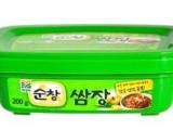 28092 韩国进口辣椒酱 调味品 清净园顺昌包饭酱 烤肉酱20