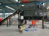 環保自動拆包卸料機 樹脂粉自動拆包機