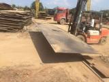 马鞍山雨山本地铺路钢板出租厂家 低价出租 垫路钢板租赁