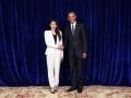 奥巴马受邀千美黛
