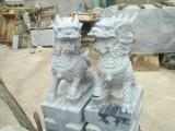 石雕麒麟 青石石材麒麟 大理石瑞兽镇宅辟邪动物雕塑