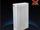 批发零售钢制柱型暖气片室内卫生间用钢四柱散热器
