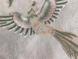 织女星墙布高端刺绣墙布诚招全国经销商合作