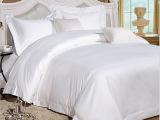 五星级酒店布草 宾馆床上用品四件套 纯棉