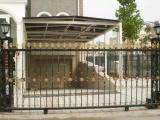 北京伸缩门,电动门,道闸杆,停车场系统,不锈钢岗亭