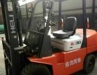 舟山杭州三吨柴油叉车二手安徽合力叉车北京代理商销售