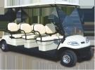销售青岛电动观光车威海楼盘看房车烟台旅游观光车电瓶车出租1元