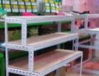 仓储货架轻型 中型重型货架 超市货架,角钢货架 精品展示柜