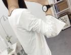 女上衣修身秋装气质纯色喇叭袖套头薄款长袖打底衫,厦