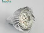 led 节能灯 MR16插口 3w大功率 led灯泡 12V射灯 高亮光源灯具