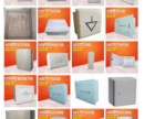 工厂批发小型弱电箱 多媒体光纤箱 家庭网络智能信息箱供应