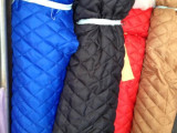 爆现货 涤塔夫 210t涤塔夫布料 绗缝棉绗缝面料 家纺棉衣睡衣