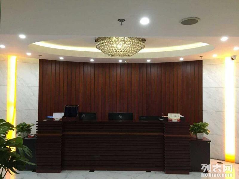 凯旋中心精装办公区黄金地段,星级服务,可注册
