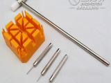 修表工具 表带调节组合 米字座 小冲 小锤 调表器 截表带器 批