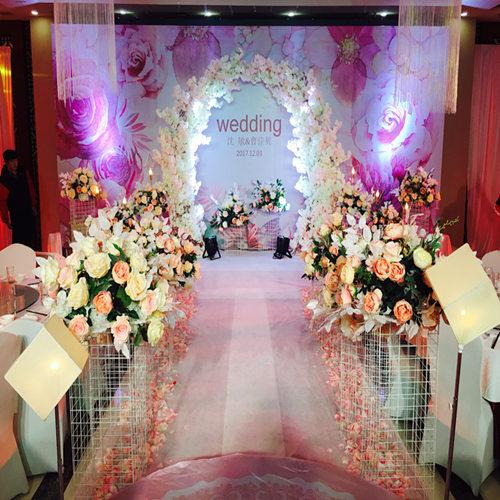 银川结婚饭店场地布置哪家好啊?