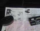 全新黑色500升双开防盗旅行箱杆全套处理有保修发票