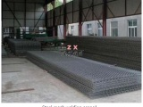 直销桥面钢筋网片 焊接钢筋网片 地面钢筋网 片优质价廉