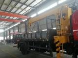 涼山彝族自治州隨車起重運輸車多功能貨車