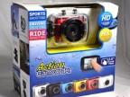 防水运动高清数码DV摄像机 2寸深度防水新款高档迷你DV批发
