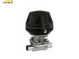 316L不锈钢卫生级气动隔膜阀