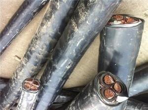 清远阳山通信电缆回收多少钱一吨