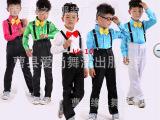 新款儿童礼服 六一学生舞台大合唱表演服 男童主持人演出服套装