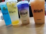 杭州遇见奶牛奶茶加盟店多久能回本