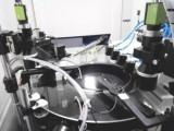 尺寸检测机 东莞固德自动化手机按键指纹键尺寸外观缺陷检测机
