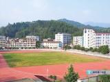 预制型橡胶跑道案例桂东县第一中学