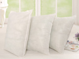 厂家直销 优质无纺布PP棉枕芯/方抱枕芯/沙发靠垫芯/十字绣枕芯