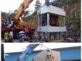 承接广西省内柳州到各地货运物流,起重吊装,大型焊割