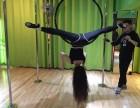 玉树竞技钢管舞空中舞蹈一次收费终身免费进修