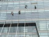 上海外墙清洗公司 外墙玻璃清洗 幕墙清洗 上海外墙清洗