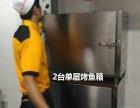 青海烤鱼箱生产基地餐馆专用烤鱼炉价格