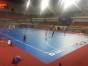 河北浩康PBO运动地板室内外运动场地专用卷材地板