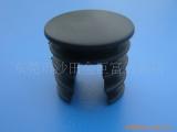 五金家具开口管塞∮25管堵头塑料配件胶塞 圆形管塞