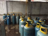 广州白云区江夏送煤气包气化炉管道减压阀安装