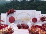 池州专业庆典公司承接宴会布场 气球造型设计 婚礼布置