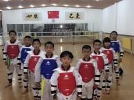 西安西武跆拳道培训班