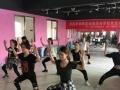 健康减肥爵士舞培训学校 华翎舞蹈专业班