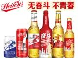 啤酒厂家 啤酒代理英豪奋斗啤酒招商
