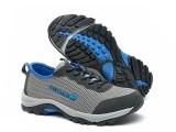 正品骆驼男鞋 2014年新款 男款户外鞋 网面透气徒步鞋耐磨登山