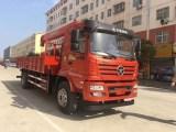 隨車吊2噸至20噸藍牌黃牌可加裝自卸加長貨箱低首付